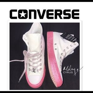 New Converse Miley Cyrus All Star Shoes Classics